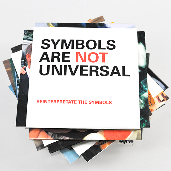 Symbols are not universal